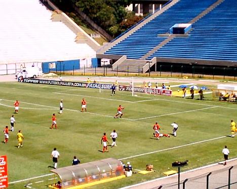 b3d1c43ded Jogos Perdidos  América SP Campeão da Copa São Paulo de Juniores 2006