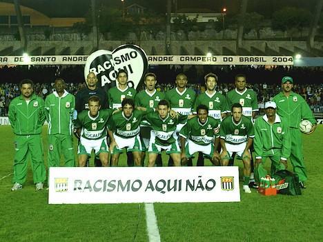 Jogos Perdidos  Santo André retorna à elite do futebol paulista 1f8f97902210e