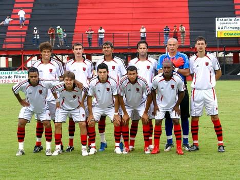 ecf0c5f07669e Jogos Perdidos  Flamengo de Guarulhos empata em jogo morno pela Série A2
