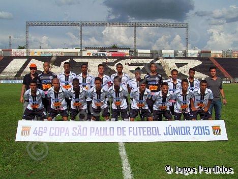 Jogos Perdidos  Inter de Limeira vence a segunda no Grupo I da Copinha 04af9598d5f07