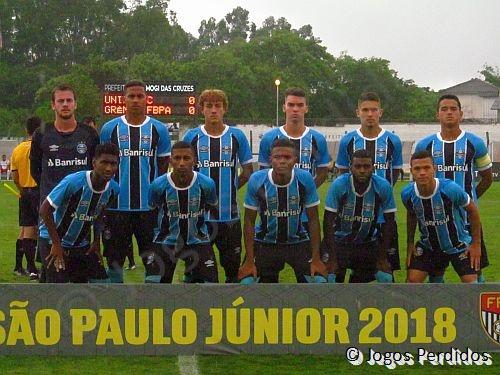 5b54737ab6 Grêmio FBPA (sub-20) - Porto Alegre RS